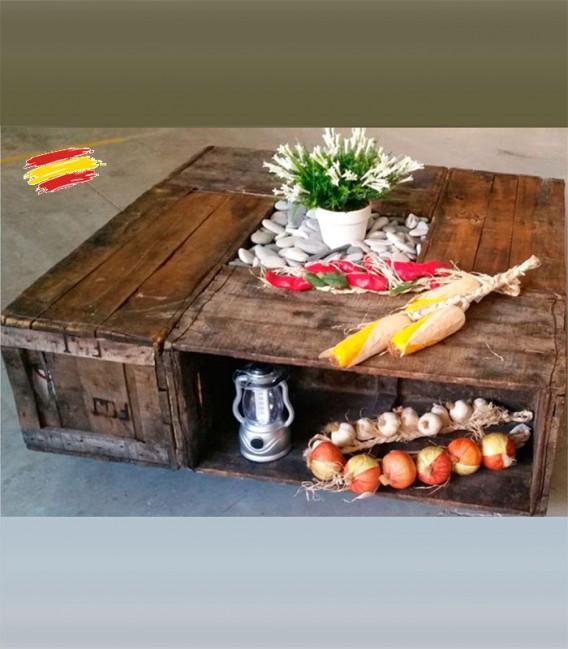 Mesa de centro vintage 103 compra a 274 7 en nuestra for Mesas de centro vintage