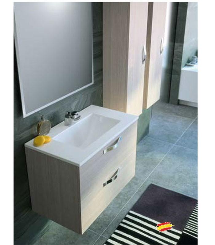 Mueble de ba o de 60 cm suspendido sl compra a 240 en - Muebles de bano de 60 cm ...