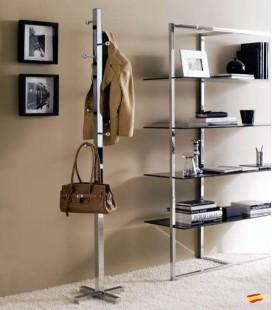 Tienda online de muebles recibidores y entraditas a - Percheros de metal ...