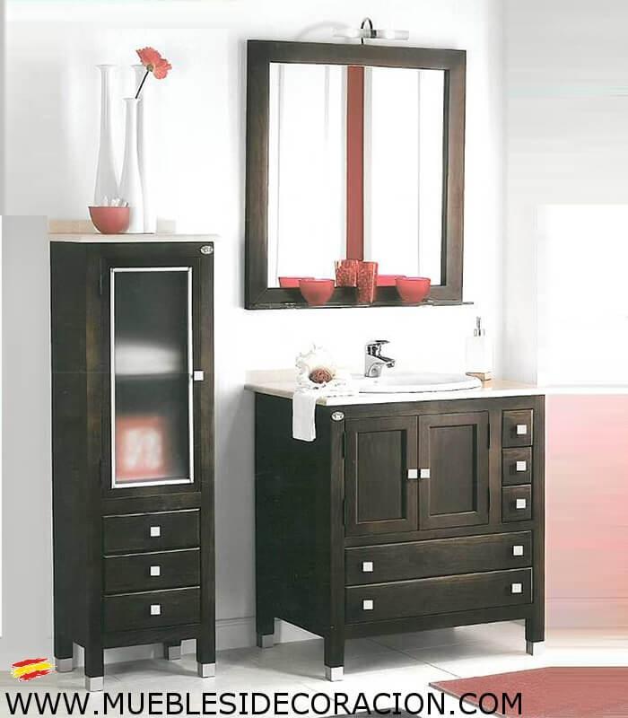 Mueble de ba o gaudi 80 cm compra a 512 en nuestra for Gaudi muebles
