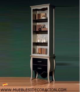 Librero Isabelino 635