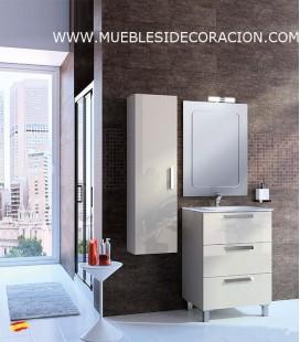 MUEBLE DE BAÑO 60 cm LON