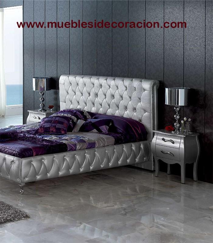 Dormitorio de matrimonio isabelino 16 compra a en for Nuevo estilo dormitorios matrimonio