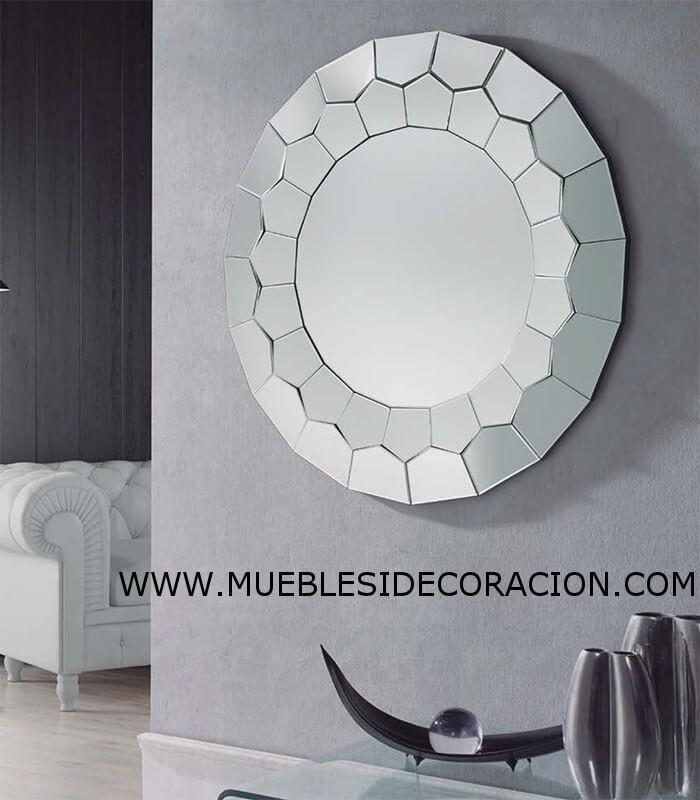 Espejo redondo 1155 compra a 209 en nuestra tienda de for Compra de espejos