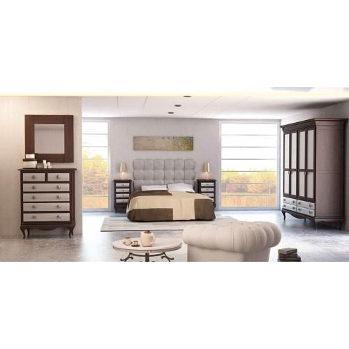 Dormitorio de Matrimonio Isabelino