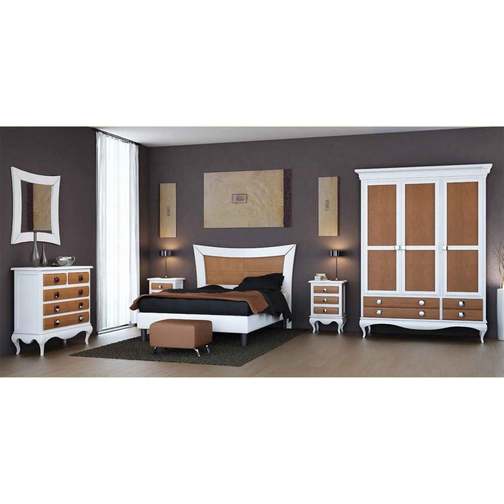Dormitorio n 9 compra a 580 en nuestra tienda de for Nuevo estilo dormitorios matrimonio