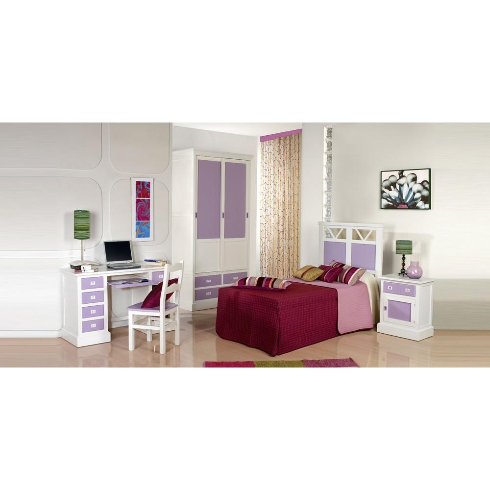 Dormitorio n 4 compra a 322 en nuestra tienda de for Espejo dormitorio juvenil
