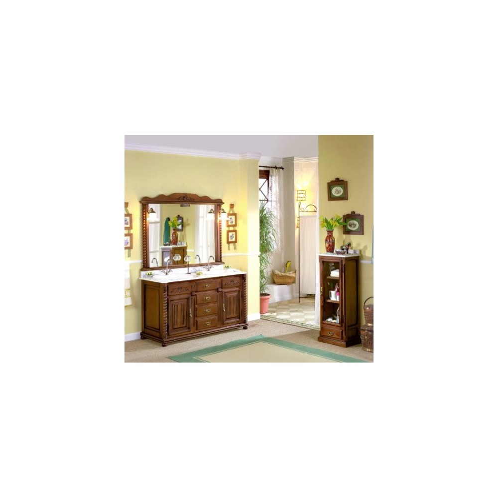 Mueble de ba o olimpo 140 cm compra a 938 en nuestra Muebles de bano 150 cm