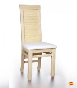 Silla Moderna Bambú
