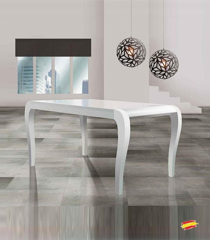 Mesa comedor wengue segunda mano awesome muebles wengue for Mesas de comedor de cristal segunda mano