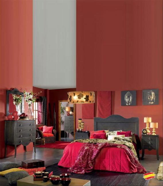 Dormitorio de Matrimonio Isabelino Nº 1