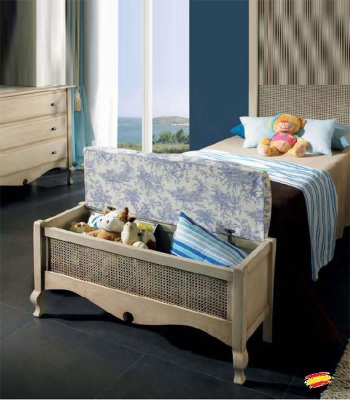 Dormitorio n 2 compra a 683 en nuestra tienda de for Baul dormitorio matrimonio