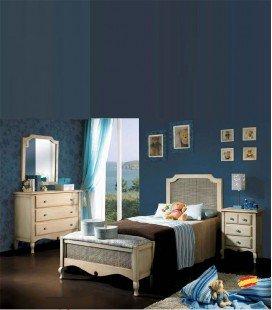 Dormitorio Juvenil Isabelino Nº 12