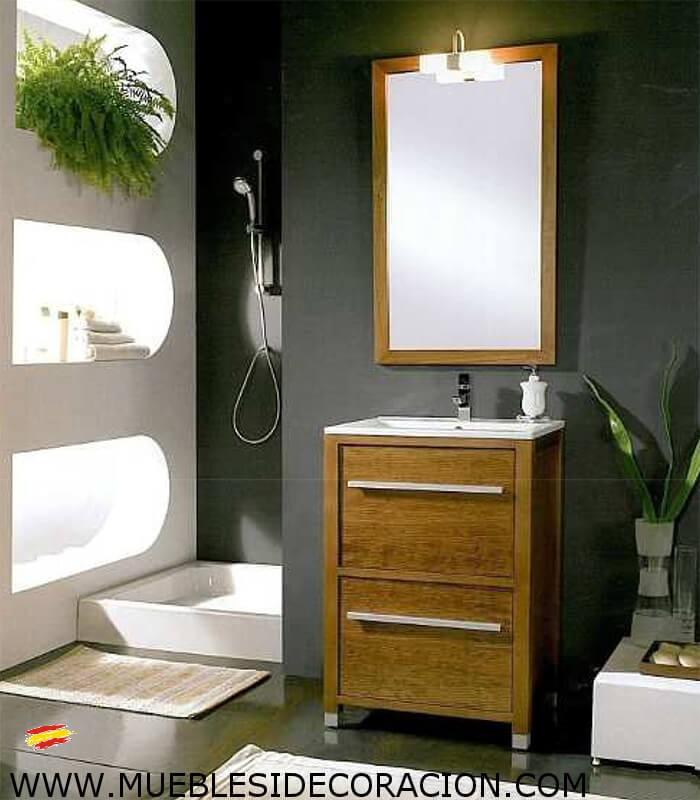 Muebles de ba o ares 60 cm compra a 394 4 en nuestra for Muebles de bano de 60 cm