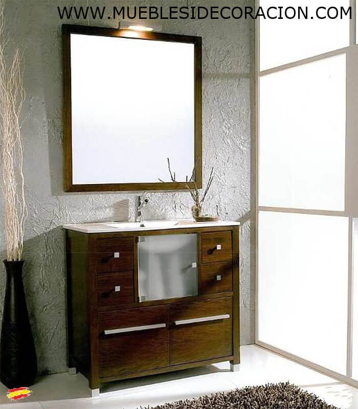 Mueble De Ba O Ares 90 Cm Compra A 480 En Nuestra