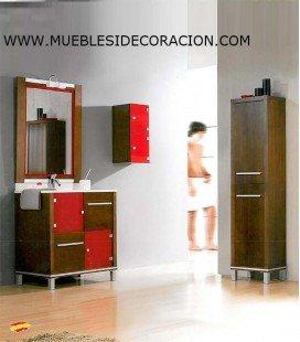 MUEBLE DE BAÑO POSEIDON 80 cm Nº 1