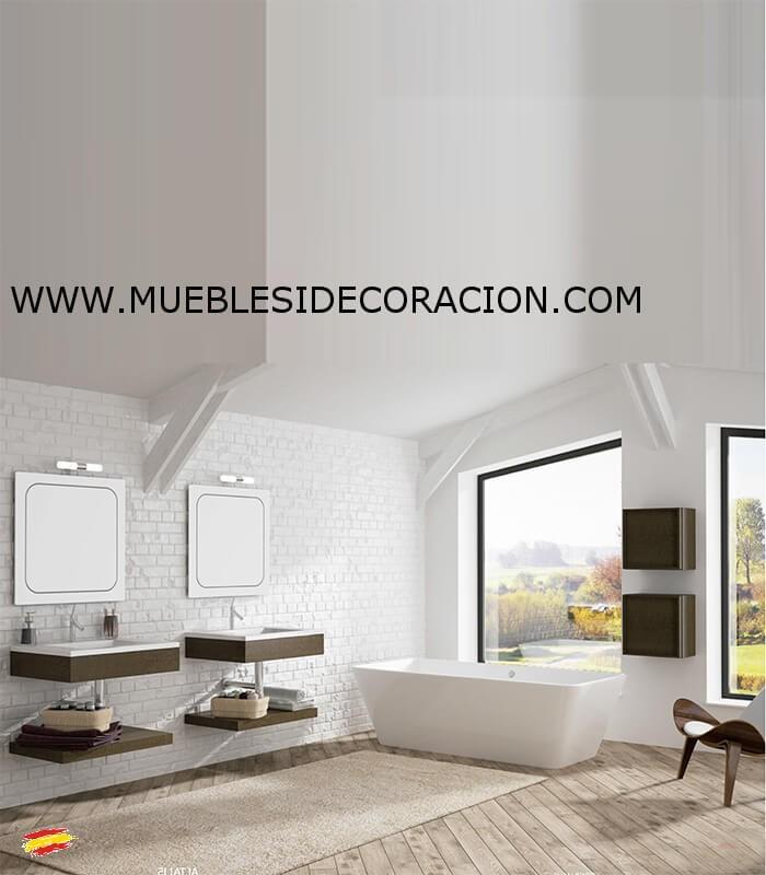 Muebles de ba o 60 cm suspendido alt 15 compra a 280 - Muebles de bano de 60 cm ...