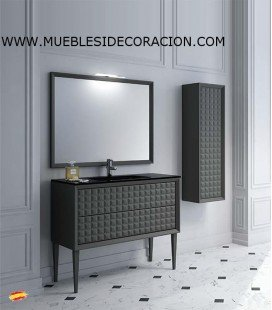 MUEBLE DE BAÑO 100 cm DECOR.01