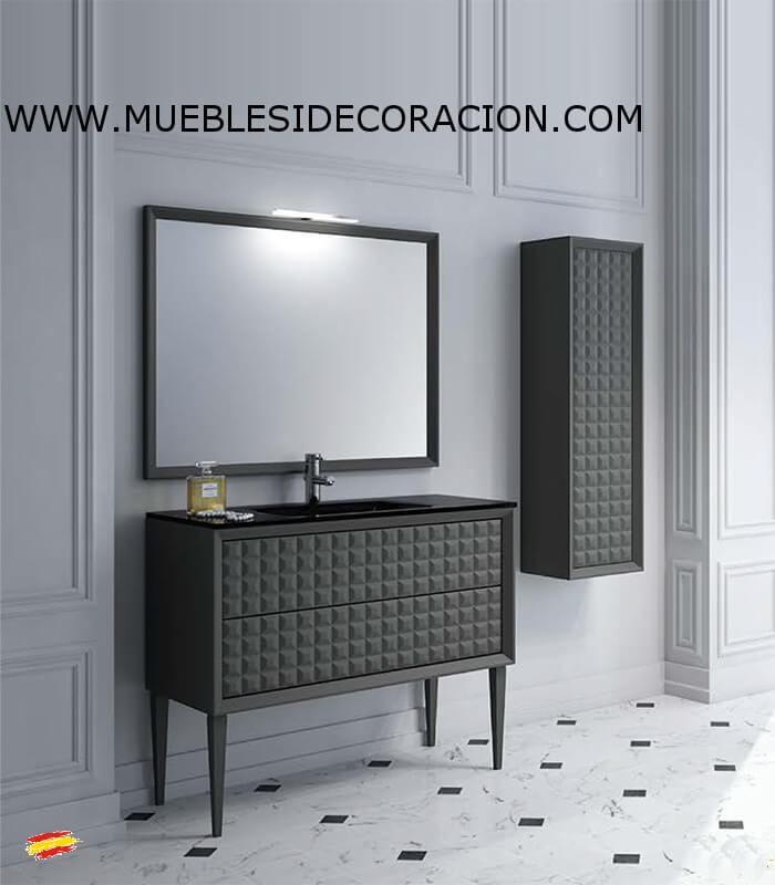 Mueble de ba o 100 cm dec 01 compra a 449 en nuestra for Mueble tv 100 cm