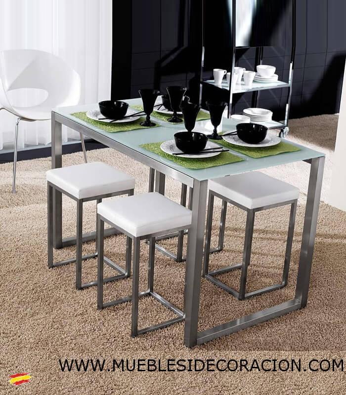 Tienda online de muebles con mesas de cocina a precios de fábrica ...