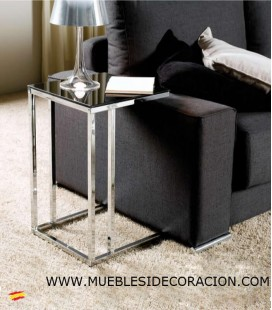 MESA AUXILIAR DE ACERO INOXIDABLE M-036
