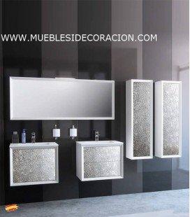 MUEBLE DE BAÑO SUSPENDIDO 60 cm DECOR.02