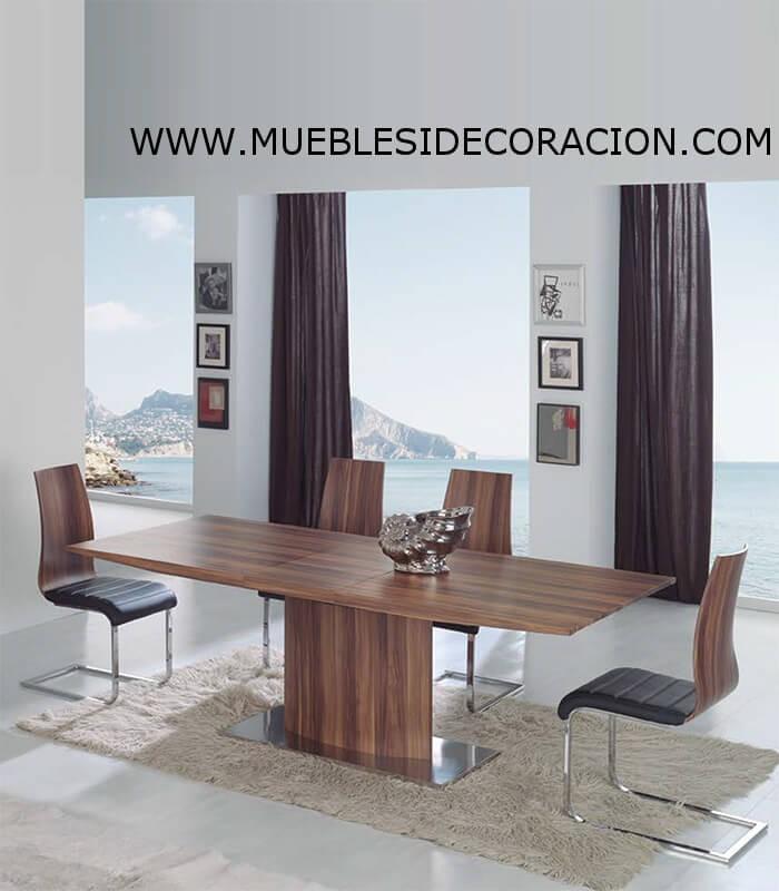MESA DE COMEDOR MODERNA TD-02, compra a 680 € en nuestra tienda de ...