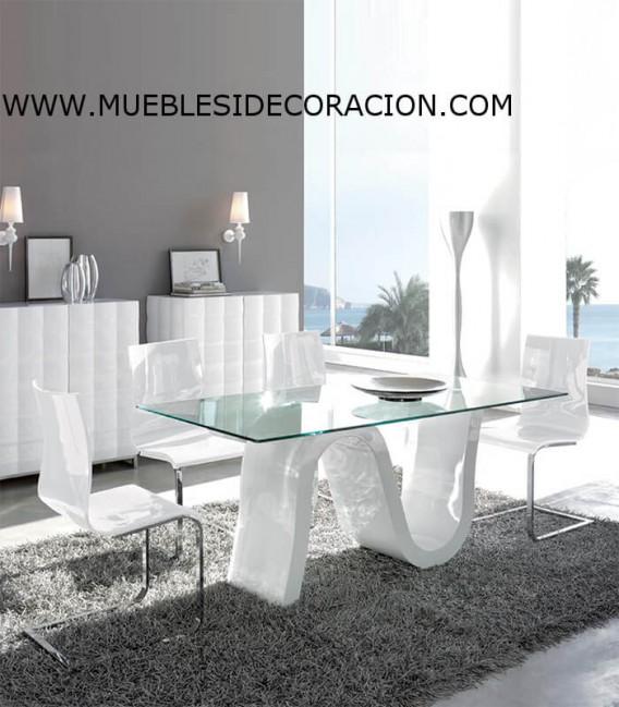 MESA DE COMEDOR MODERNA TD-04, compra a 589 € en nuestra tienda de ...