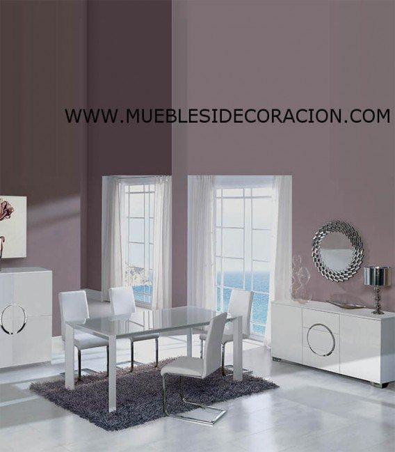 MESA DE COMEDOR EXTENSIBLE TD-11