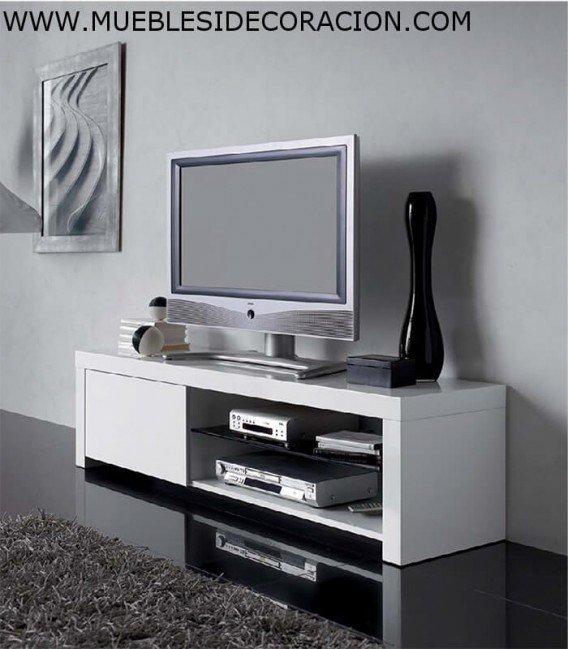 MESA TV MODERNA 6033, compra a 317 € en nuestra tienda de Muebles y ...