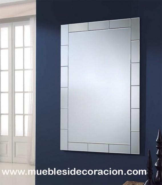 Espejo rectangular 1077 compra a 214 en nuestra tienda for Compra de espejos