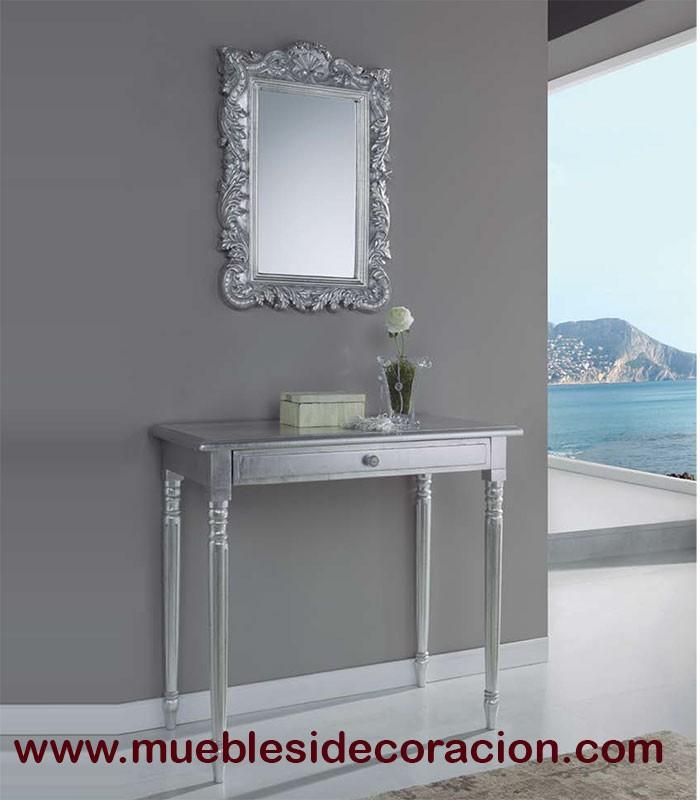 Espejo barroco tallado 0011 compra a 137 en nuestra for Espejos tallados