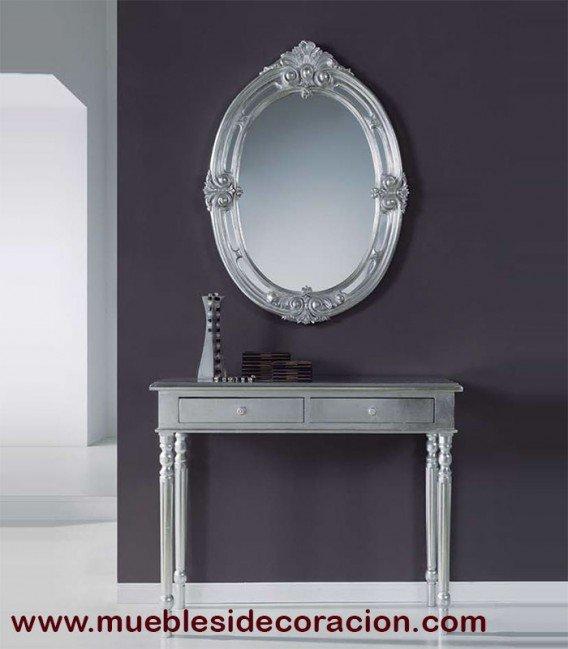 Espejo barroco clasico 0466 compra a 178 en nuestra for Espejo barroco