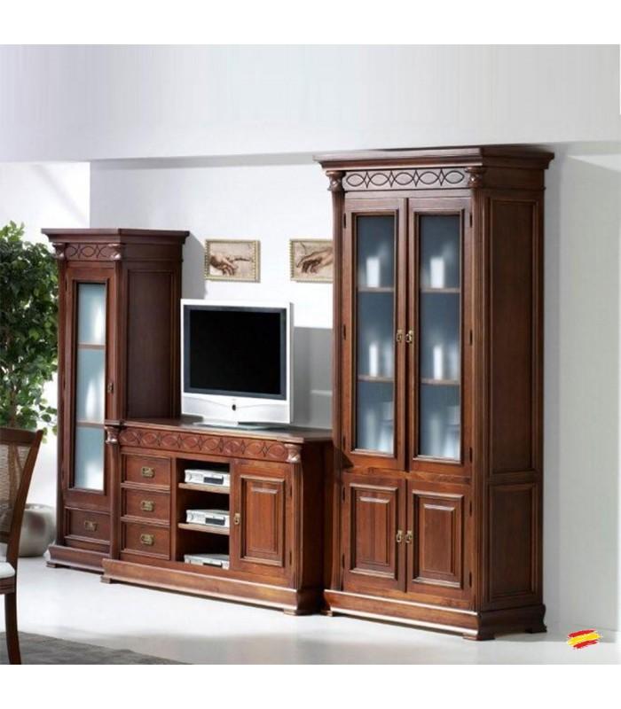 Sal n comedor cl sico 10 compra a en nuestra tienda de muebles y decoraci n - Salon comedor clasico ...
