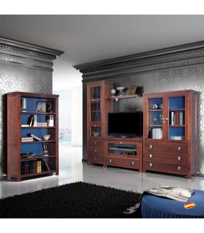 Sal n comedor cl sico 25 compra a en nuestra tienda de muebles y decoraci n - Salon comedor clasico ...