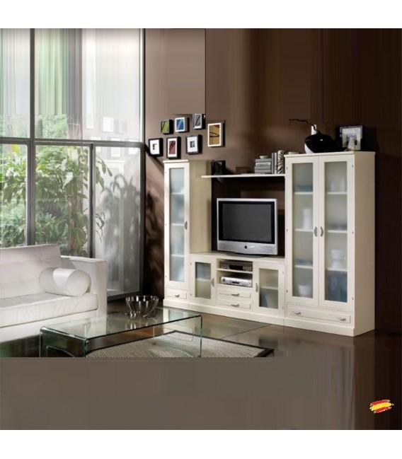 Sal n comedor cl sico 27 compra a en nuestra tienda de muebles y decoraci n - Salon comedor clasico ...