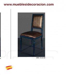 SILLA ISABELINA LUIS XV 2360