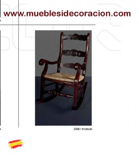MECEDORA BUTACA RUSTICA DE ENEA 2396