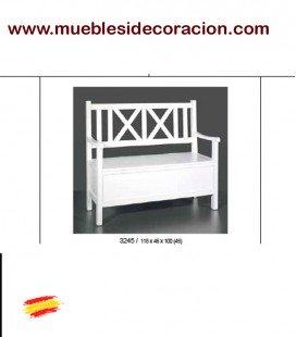 BANCO ARCÓN DE MADERA 3245