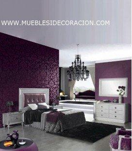MESITA DE NOCHE MODERNA 2495