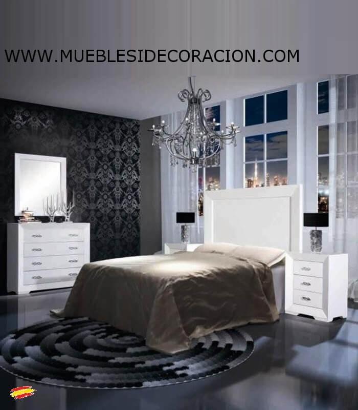 Mesita de noche moderna 2844 compra a en nuestra tienda for Mesitas de noche modernas online
