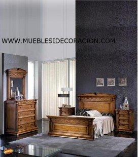 MESITA DE NOCHE COLONIAL 2557