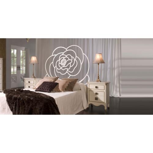 Dormitorio Matrimonio Forja
