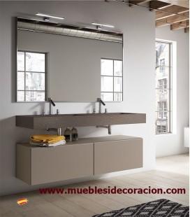 MUEBLE DE BAÑO MODELO TIERRA-03