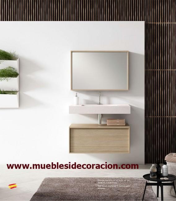 MUEBLE DE BAÑO MODELO TIERRA-07