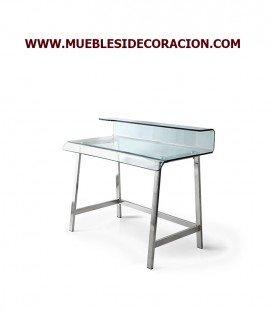 ESCRITORIO MODERNO DE CRISTAL REF. KD-903