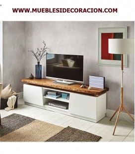 MUEBLE TV NATURAL REF. VT-121