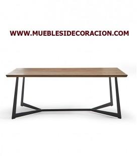 MESA DE COMEDOR MACIZA TD-35