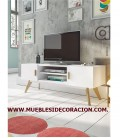 MUEBLE TV NORDICO REF. TV-9000