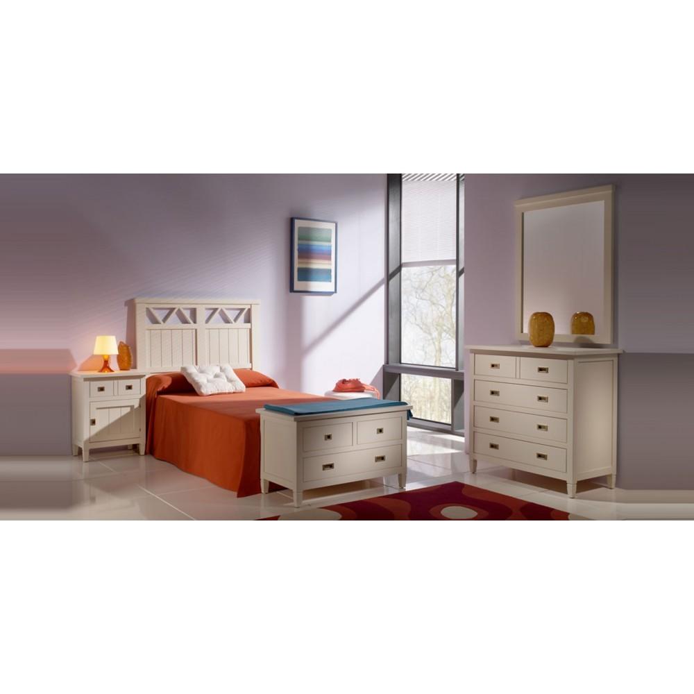 Dormitorio n 1 compra a 322 en nuestra tienda de for Espejo dormitorio juvenil